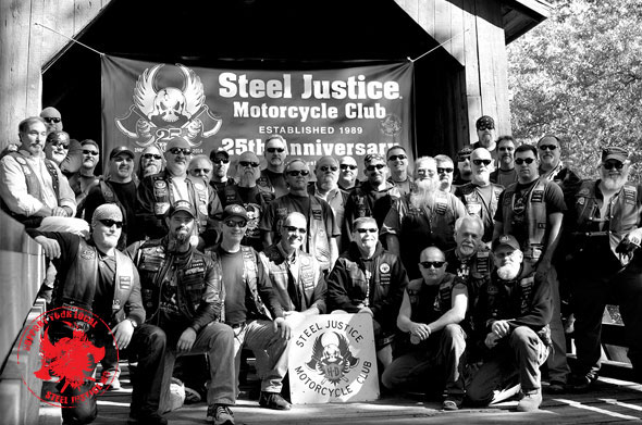 Steel Justice 20th Anniversary