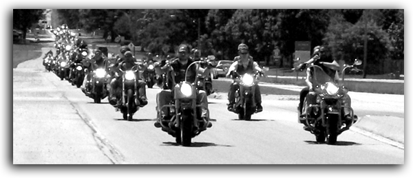 Steel Justice MC Group Ride